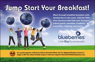 What's for Breakfast? More Fruit on School Breakfast Menus