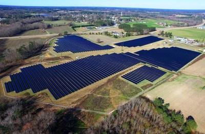 Ecoplexus Inc. has begun construction on three more ground-mounted installations in North Carolina.
