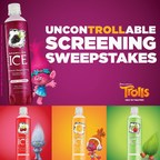 Sparkling Ice® Teams with DreamWorks Animation's TROLLS for