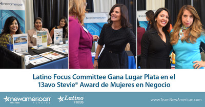 Latino Focus Committee gana el Premio Plata en la edicion anual numero 13 de los Stevie(R) Awards for Women in Business.
