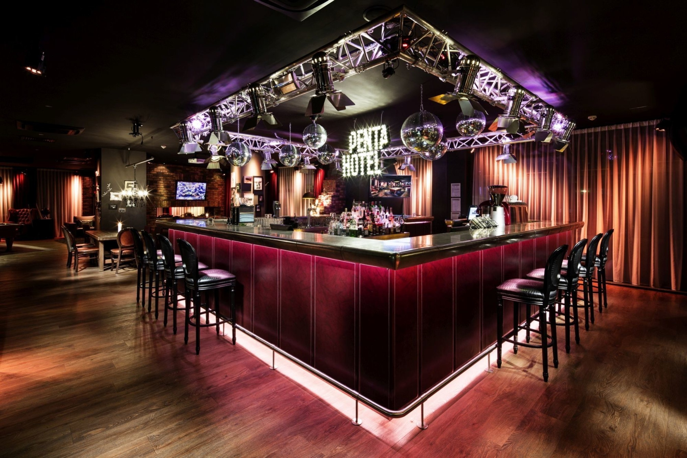 pentahotels Ipswich Bar (PRNewsFoto/Pentahotels)