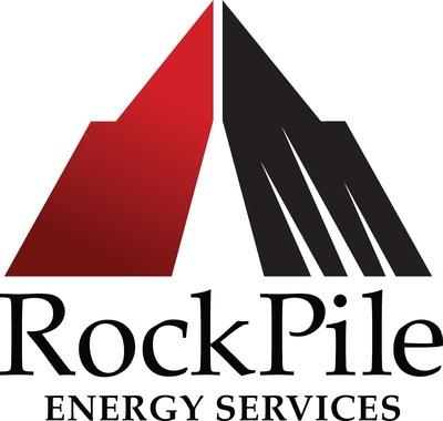 RockPile Energy Services Logo