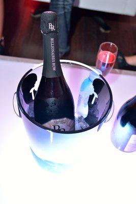 Billionaires Row - champagne (PRNewsFoto/Billionaires Row)