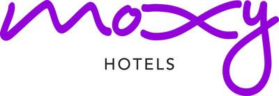 Moxy Hotels logo (PRNewsFoto/Moxy Hotels)