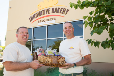 """Ardent Mills' Innovative Bakery Resources (IBR) Manager Scott Dillingham, [pictured left], states, """"Our facility and our specialty mix facility in Arlington, Oregon are a real 'one-two punch' allowing major food customers to use our high-quality ingredients, customizable lines and custom blends to support regional pilots and national product launches. Each day we get to bring delicious new food ideas to life.""""Ardent Mills Chief Operating Officer, Bill Stoufer, [pictured right] notes, """"IBR is part think tank and artisan bakery, allowing us to partner with food manufacturers as well as retail and foodservice enterprises, to bring complex, baked goods to the consumer market."""""""