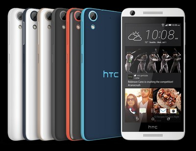 The HTC Desire 626 and 626s bring premium smartphone features at an affordable price, in an array of vibrant color options.