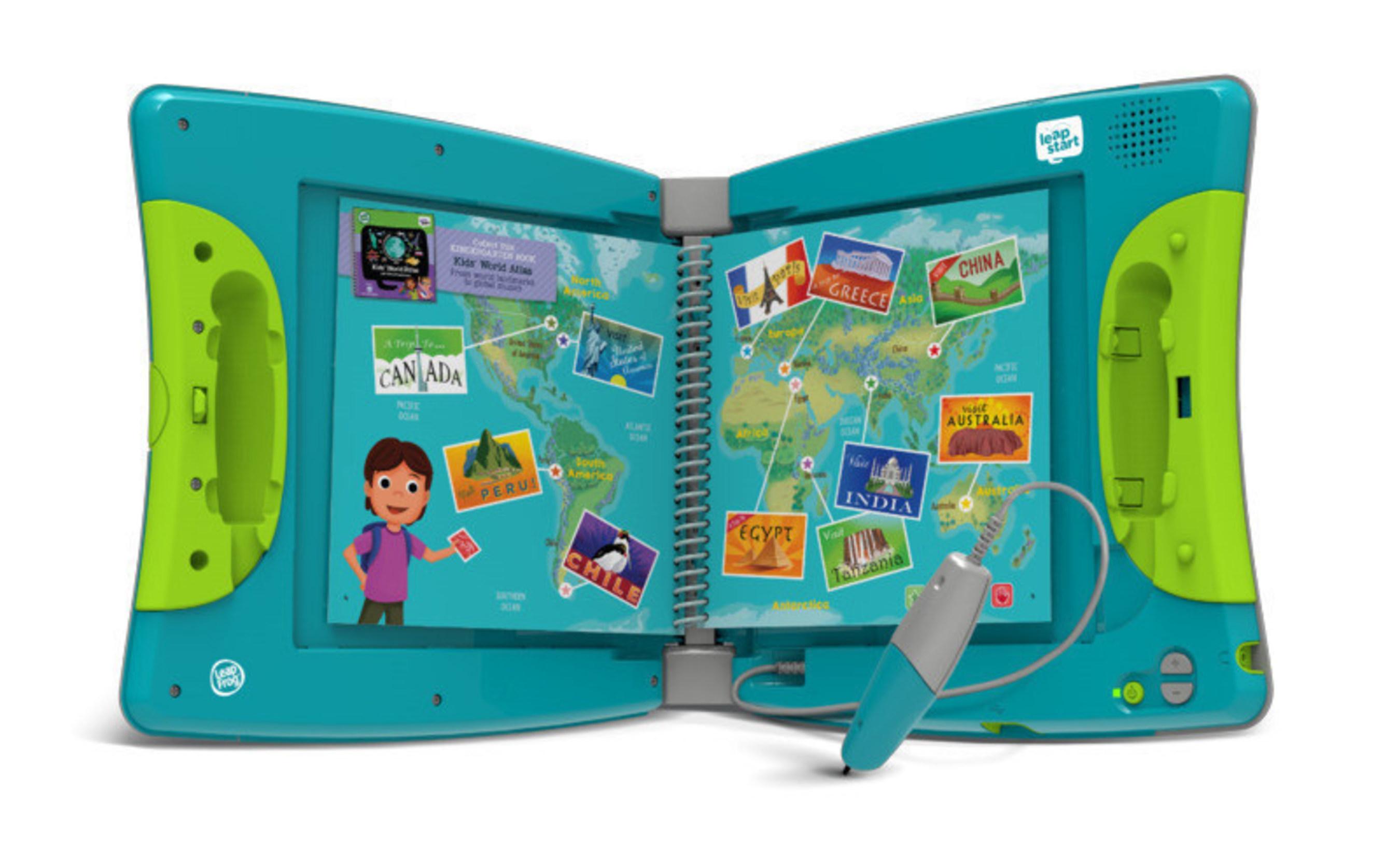 Now Available, the LeapFrog LeapStart Interactive Activity ...