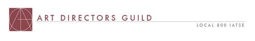 Art Directors Guild Logo.  (PRNewsFoto/Art Directors Guild)