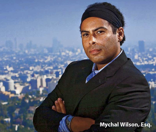 Mychal Wilson, Esq. (PRNewsFoto/The Law Office of Mychal Wilson)