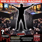 Win a free Premium Edition pinball machine by entering the Ultimate Stern Pinball Fan contest.