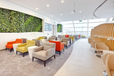 Behind-the-scenes at SkyTeam's New Beijing Lounge