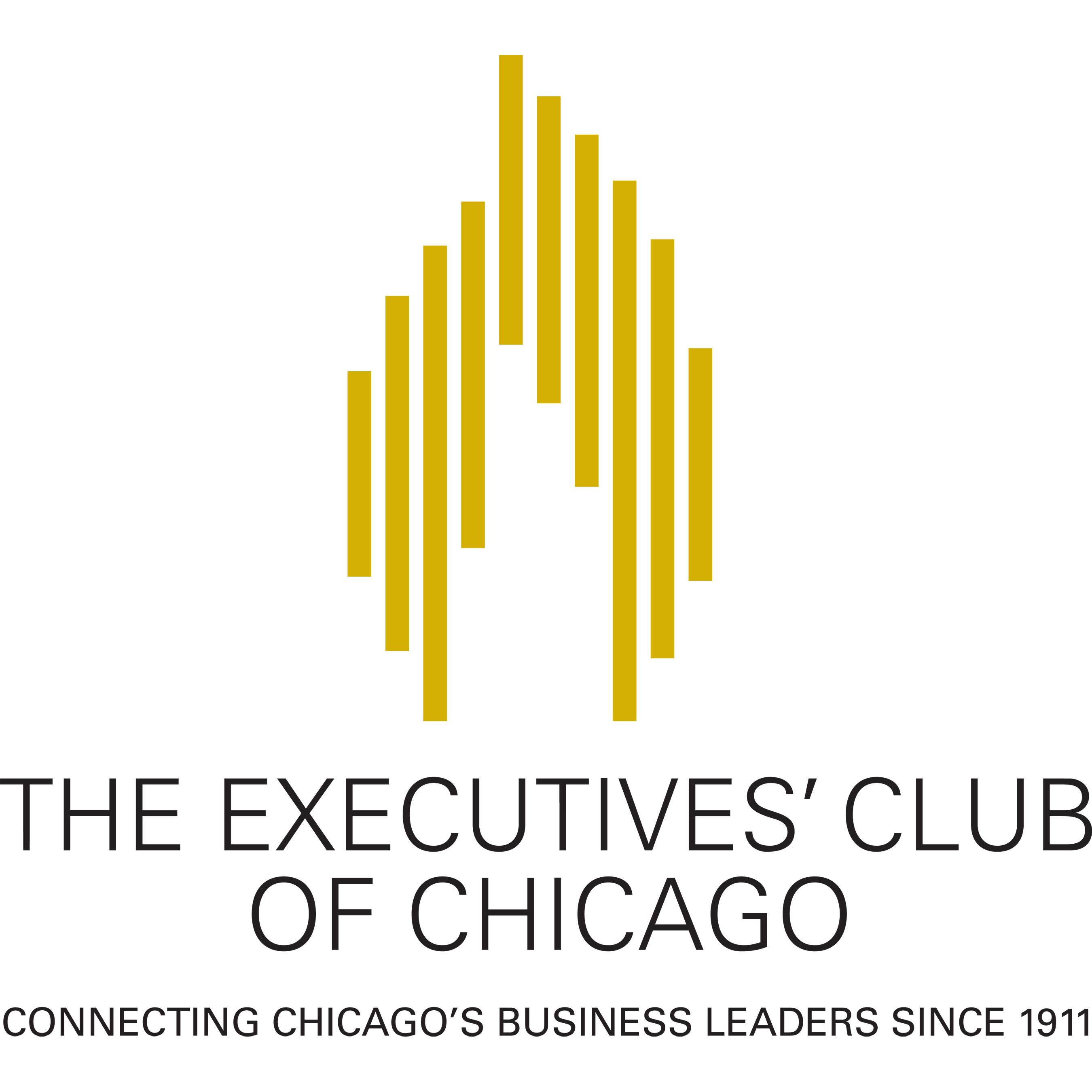 The Executives' Club of Chicago. (PRNewsFoto/The Executives' Club of Chicago)