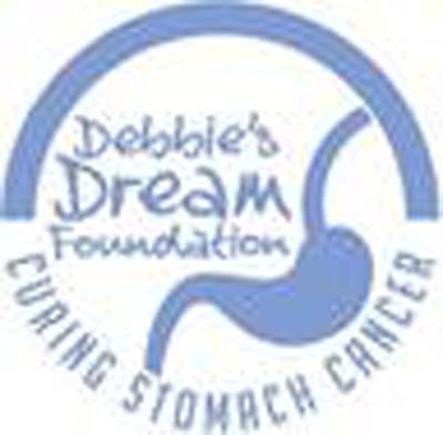 Debbie's Dream Foundation logo. (PRNewsFoto/Debbie's Dream Foundation: Curing Stomach Cancer) (PRNewsFoto/DEBBIE'S DREAM FOUNDATION)