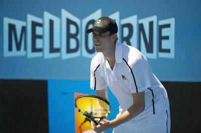 Fila signs American tennis star Sam Querrey. (PRNewsFoto/Fila) (PRNewsFoto/FILA)