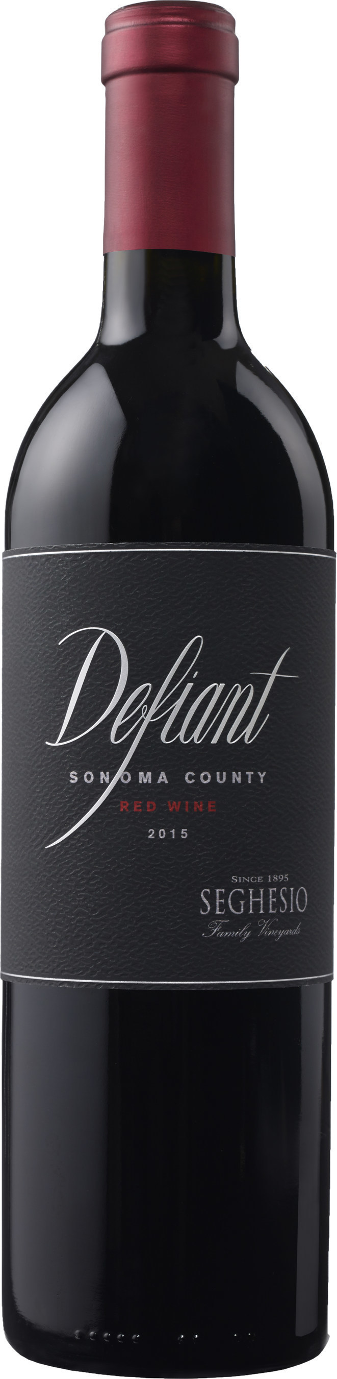 Defiant: A New Zinfandel-Based Red Blend by Seghesio Family Vineyards