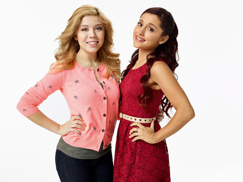 Nickelodeon Greenlights Sam & Cat, New Spin-Off Series From Hitmaker Dan Schneider Starring Fan Favorites Jennette McCurdy and Ariana Grande.  (PRNewsFoto/Nickelodeon)