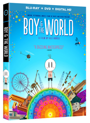 From Universal Pictures Home Entertainment: Boy And The World