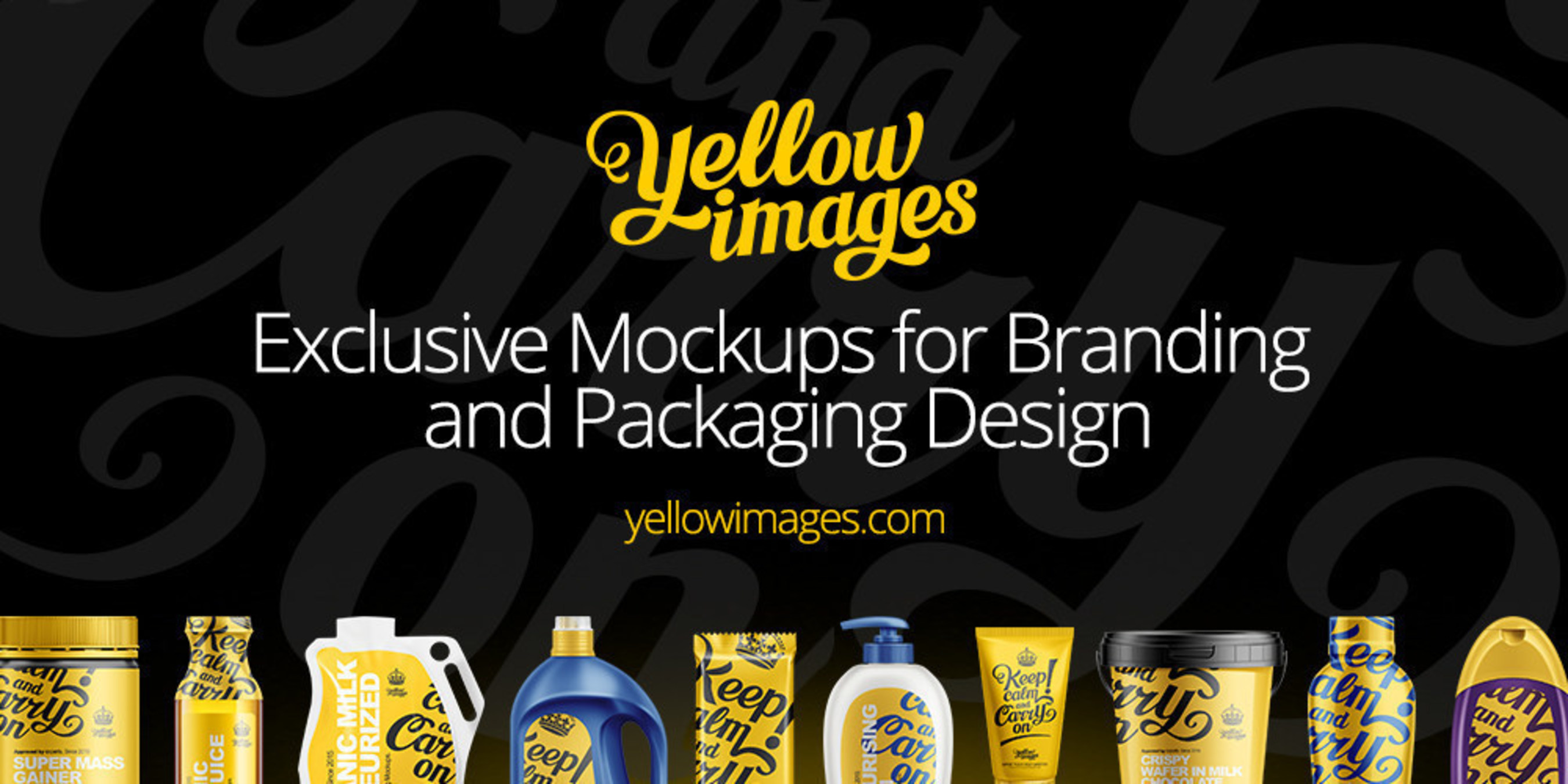 Mockups: Important Breakthrough in Packaging & Branding Design