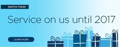 C Spire is getting a jump start on the holiday shopping season with a customer-inspired offer of free service until 2017 for wireless consumers.