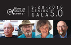 Liberty Science Center To Host 5th Annual Genius Gala on May 20 Honoring Renowned Architect Frank Gehry, Legendary Dinosaur Hunter Jack Horner,