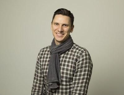 Ernestas  Petkevicius, the CEO of Vertex (PRNewsFoto/Vertex)