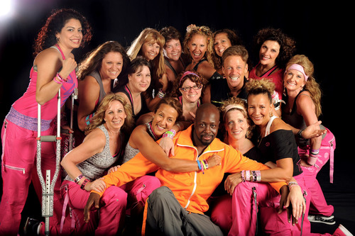 The World's Largest Dance-Fitness Charity Initiative Turns Party in Pink™ Zumbathon® Campaign Into