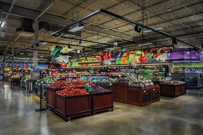 Eickhoff Supermarkets used the latest in store design, lighting, technology, and efficiency in developing the new ShopRite(R) at Wishing Well Plaza in Burlington, NJ.