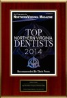 "Dr. Allen Garai Selected For ""Top Northern Virginia Dentists 2014"""