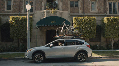 Subaru Launches Television Spot for 2015 XV Crosstrek