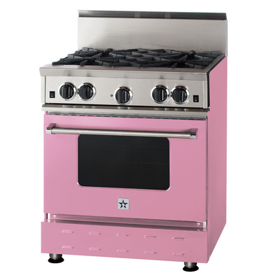 Bluestar Launches Ebay Auction Of Pink Range To Benefit