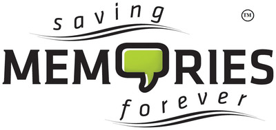 Saving Memories Forever Logo. (PRNewsFoto/Saving Memories Forever) (PRNewsFoto/SAVING MEMORIES FOREVER)