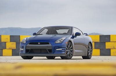 "Nissan GT-R wins 11 supercar contest in Motor Trend Magazine's ""World's Biggest Drag Race.""     (PRNewsFoto/Nissan North America, Inc.)"