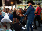 John Rich (L) and Big Kenny of Big & Rich perform exclusive acoustic concert at Holiday Inn Resort Pensacola Beach on August 23, 2015 in Pensacola, Florida. (Photo by Rick Diamond/Getty Images for Holiday Inn Resort)