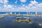 Prive at Island Estates receives building permit. Construction to commence immediately on South Florida's last private island.