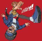 Atomic Suplex - Fourteen Inches of Fist