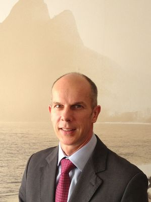 Lars Kruse - Managing Director for K2 Management in Latin America