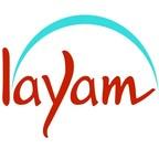 Layam logo (PRNewsFoto/Layam Flexi)