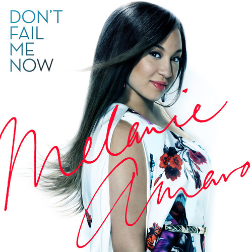 """Don't Fail Me Now"" by Melanie Amaro single artwork.  (PRNewsFoto/Epic Records)"