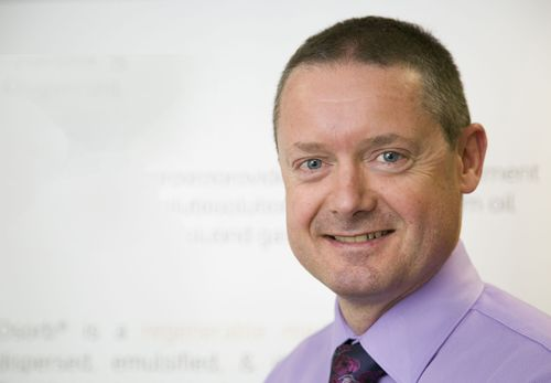 Neil Poxon, CEO of PWA-ProSep (PRNewsFoto/Produced Water Absorbents)