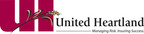 United Heartland Logo. (PRNewsFoto/United Heartland)