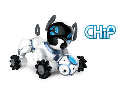 WowWee(R) Introduces CHiP(TM), the Robot Dog for Today's Family