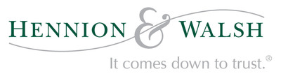 Hennion & Walsh logo