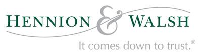 Hennion & Walsh logo.  (PRNewsFoto/Hennion & Walsh)