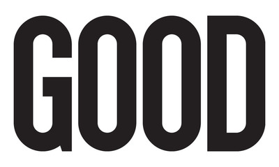 GOOD Logo.  (PRNewsFoto/GOOD Worldwide LLC)