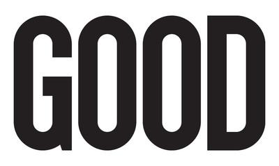 GOOD Logo.  (PRNewsFoto/GOOD Worldwide LLC)