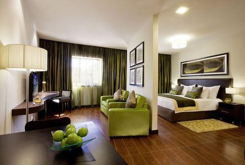 Moevenpick Hotels & Resorts opens fifth property in Dubai. (PRNewsFoto/Moevenpick Hotels & Resorts)