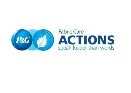 Procter and Gamble Logo (PRNewsFoto/Procter & Gamble (P&G) Fabric Ca) (PRNewsFoto/Procter & Gamble (P&G) Fabric  ...