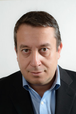 Giuseppe Di Mauro, SVP Engineering, Vdopia (PRNewsFoto/Vdopia)