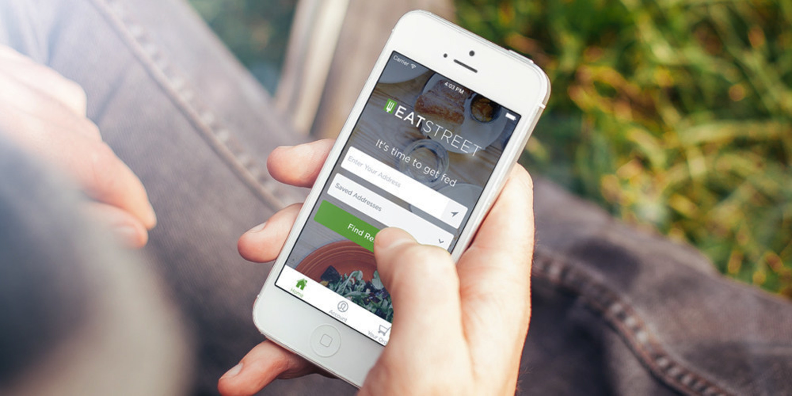 Hungry diners can use the free EatStreet app to find nearby restaurants, browse menus, read reviews, get exclusive coupons, and quickly order delivery & takeout.