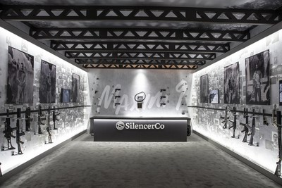 SilencerCo Awarded Best SHOT Show Booth for Second Consecutive Year, Receives Most Innovative Product Award for Maxim 9
